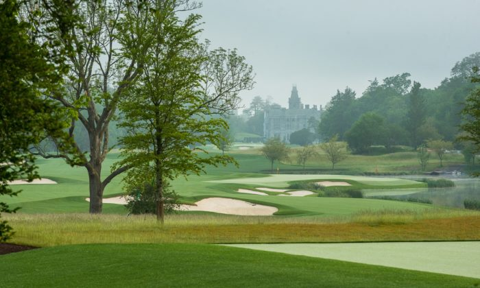 Image of the Adare Manor project