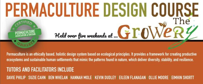 permaculture design course banner